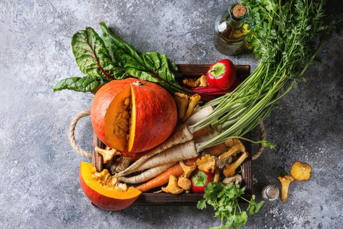 Alimenti sistema immunitario autunno