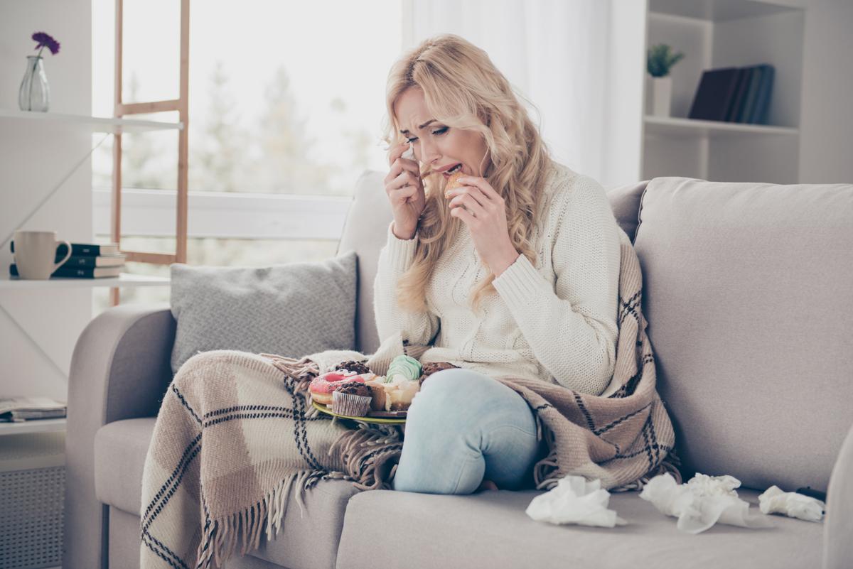 Coronavirus stress alimentazione