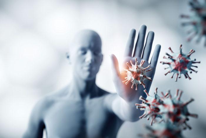 Immunosenescenza