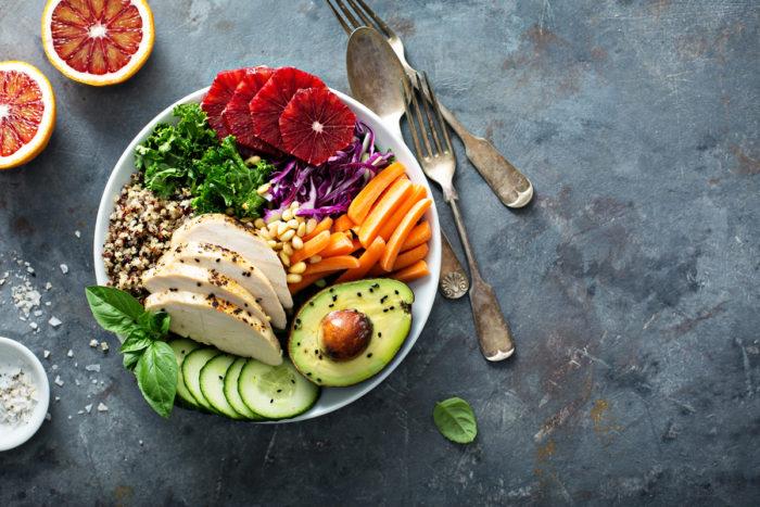 Motivi per mangiare sano